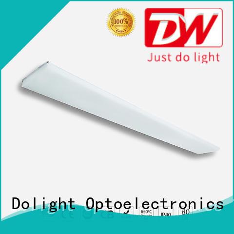 Dolight LED Panel narrow linear led pendant for business for school