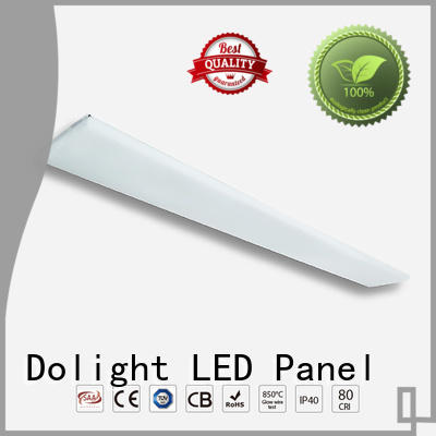 led thin panel lights office frame linear pendant lighting manufacture