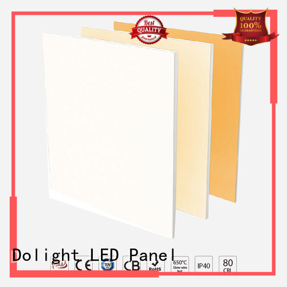 Dolight LED Panel cct recessed led panel light for business for conference
