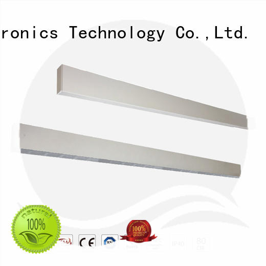 Top led linear profile efficiency factory for home