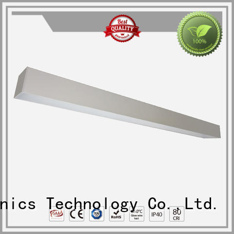 Latest linear ceiling light linear company for office