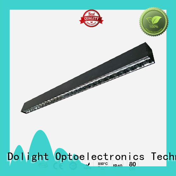 Dolight LED Panel led commercial linear pendant lighting manufacturers for school