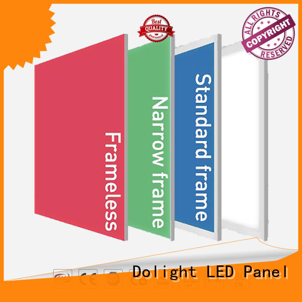 Dolight LED Panel rgbw rgb led panel light suppliers for retail outlets