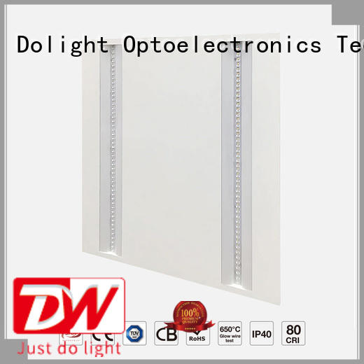 Dolight LED Panel reflector led grille panel light company for offices