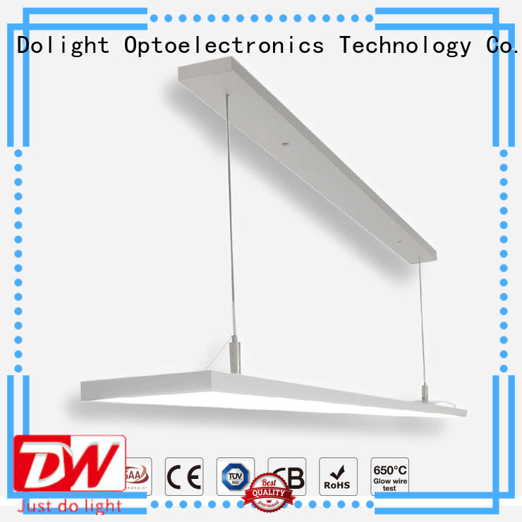 Dolight LED Panel Best linear pendant lighting manufacturers for offices