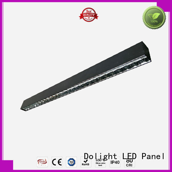 High-quality recessed linear led lighting opal company for corridor