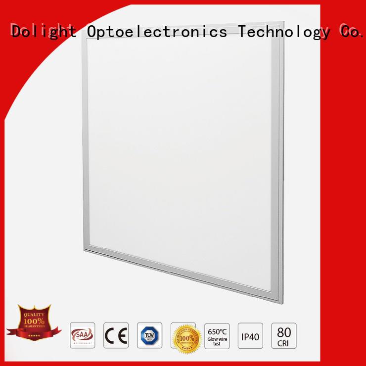 Dolight LED Panel Brand saving mount white led panel