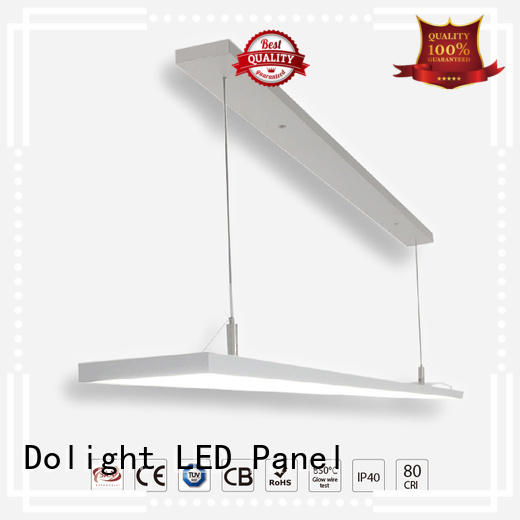Wholesale library linear pendant lighting Dolight LED Panel Brand