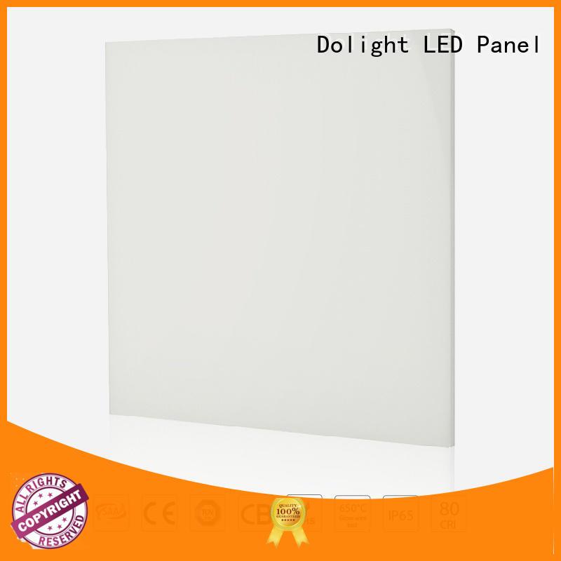 installation ceiling light panels narrow for hotels Dolight LED Panel