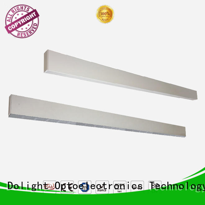 Quality Dolight LED Panel Brand linear led pendant wall