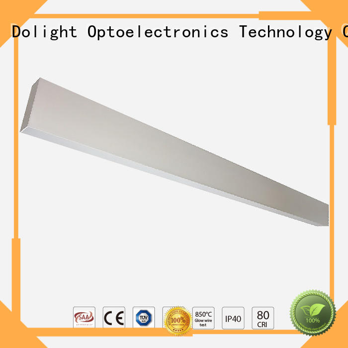 Quality Dolight LED Panel Brand ld50 down recessed linear led lighting