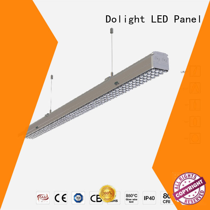 High-quality led linear suspension lighting lens for sale for boardrooms