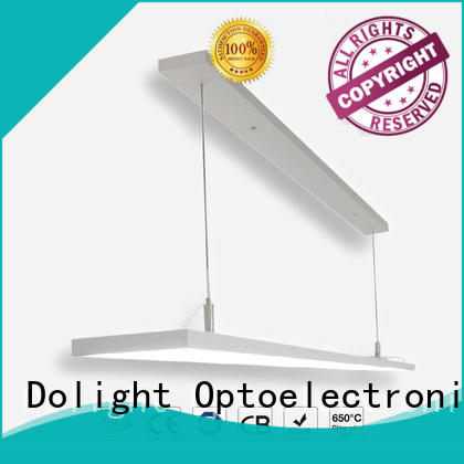 Dolight LED Panel Best linear led pendant supply for school