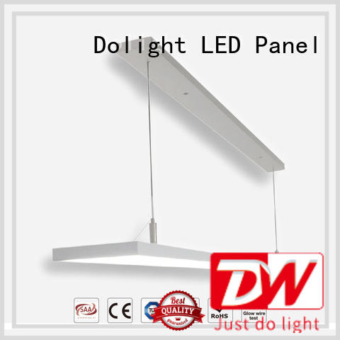 Dolight LED Panel stable rectangle led panel light manufacturer for bookstore