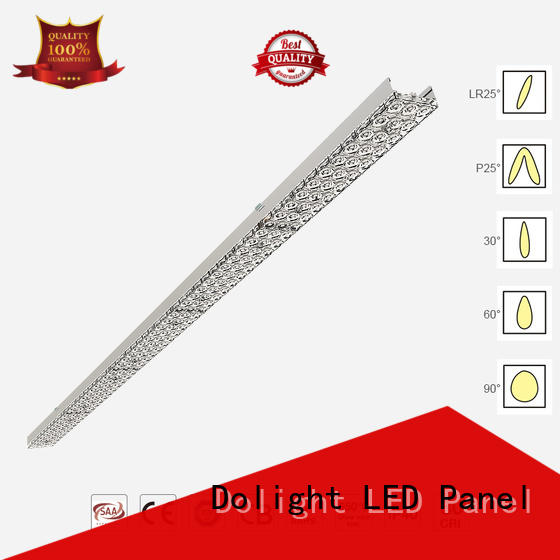 Dolight LED Panel Brand module cover different linear lighting systems lens