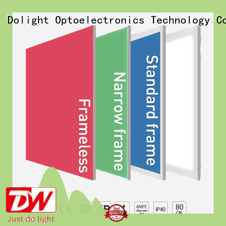 Dolight LED Panel High-quality rgb light panels for business for showrooms