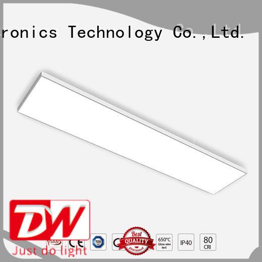Dolight LED Panel frameless suspended linear led lighting suppliers for library