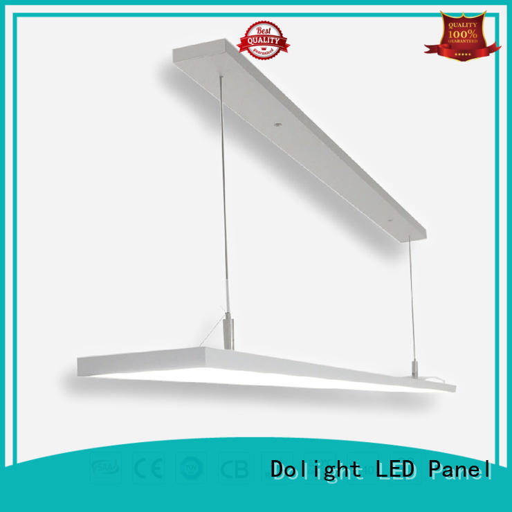 Hot linear pendant lighting narrow Dolight LED Panel Brand
