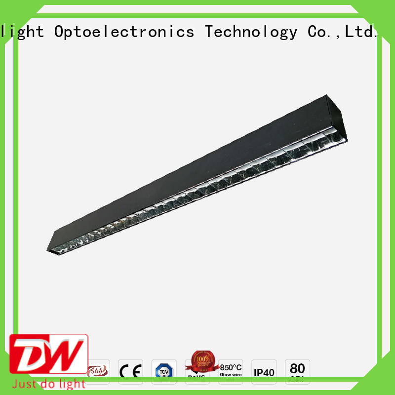 Dolight LED Panel Brand light recessed linear led lighting lo50 factory