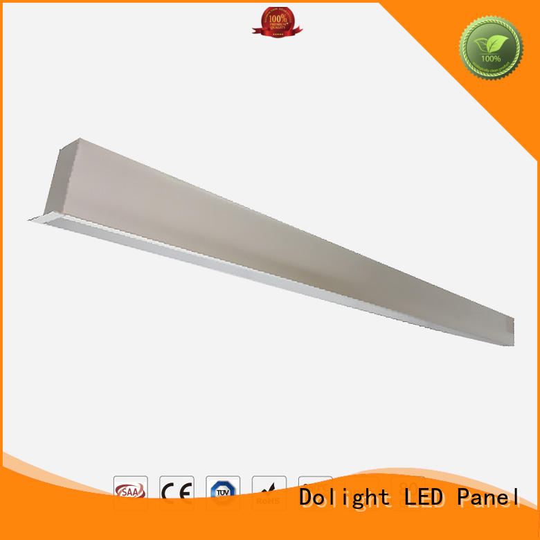 lens opal recessed linear led lighting optional Dolight LED Panel Brand company
