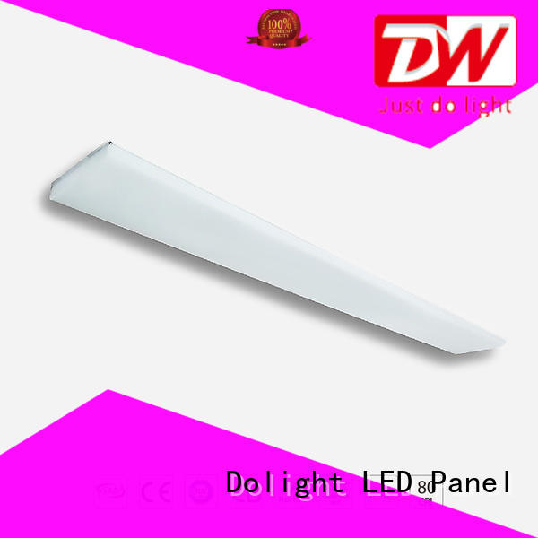 efficiency linear pendant lighting pendant for school Dolight LED Panel