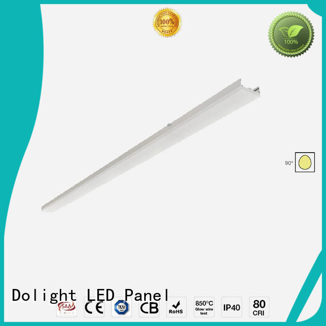 Dolight LED Panel High-quality linear light fitting for business for offices