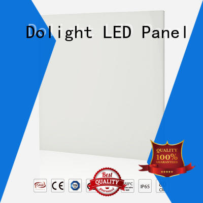 Dolight LED Panel Brand narrow lgp way led square panel light manufacture