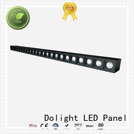 Dolight LED Panel optional suspended linear led lighting suppliers for shops