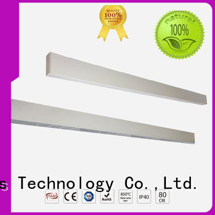 Dolight LED Panel design led linear suspension lighting manufacturers for school