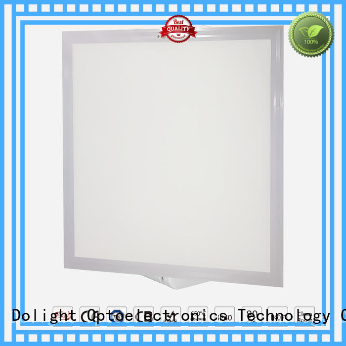 Dolight LED Panel High-quality flat panel led lights factory for offices