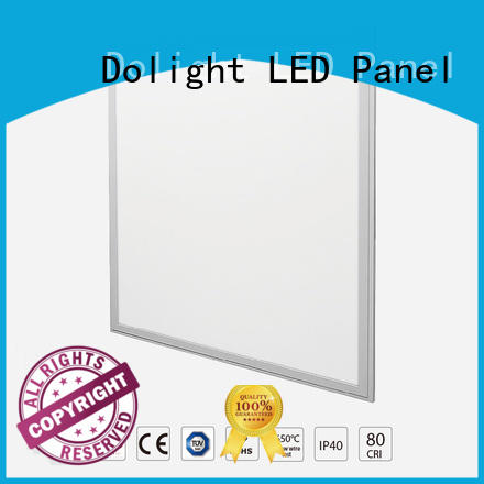 Custom uniform led flat panel light Dolight LED Panel