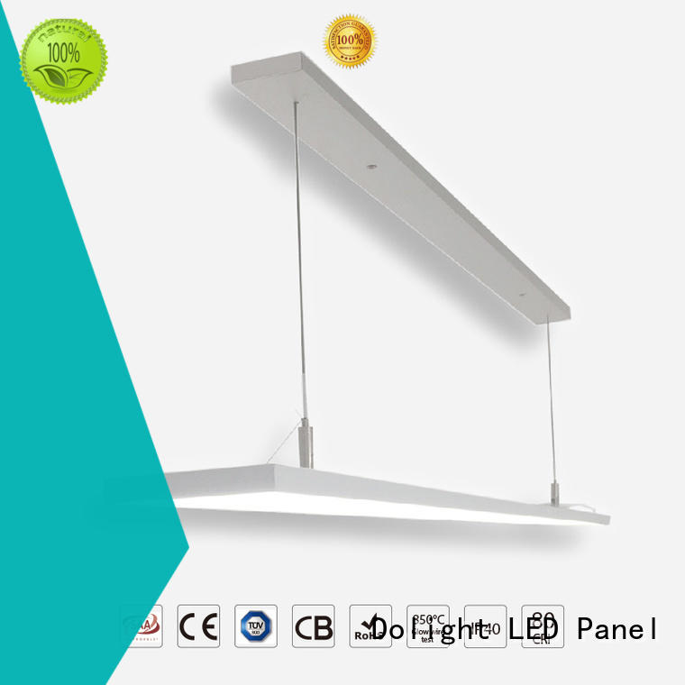 Wholesale led linear panel suspending for business for library