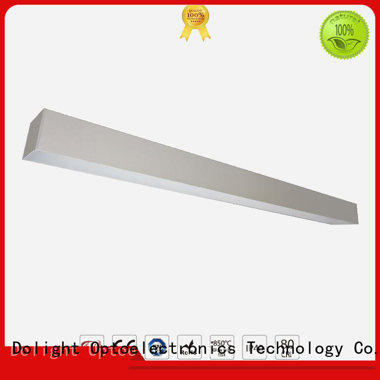High-quality led linear fixture flavor factory for shops