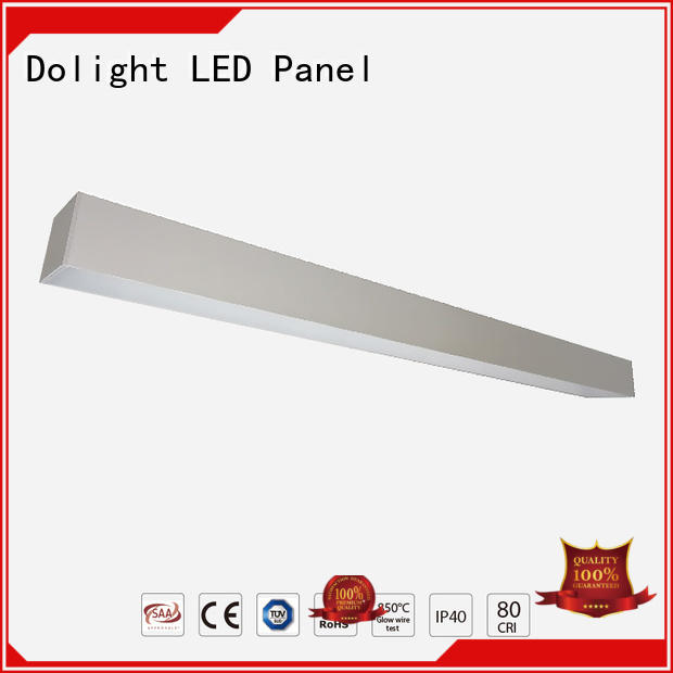 Top linear led light fixture recessed for business for school