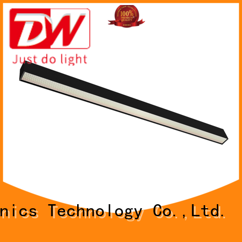 Dolight LED Panel reflector suspended linear led lighting manufacturers for shops