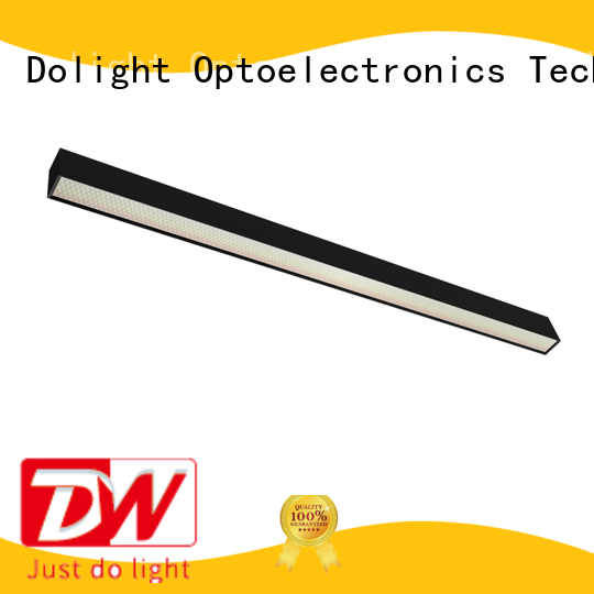Dolight LED Panel High-quality commercial linear pendant lighting suppliers for shops