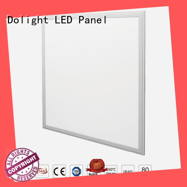 Dolight LED Panel uniform led panel light 600x600 manufacturers for hotels