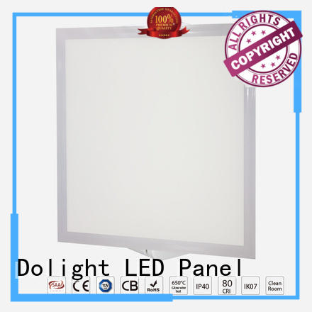 Dolight LED Panel New flat panel led lights factory for retail outlets