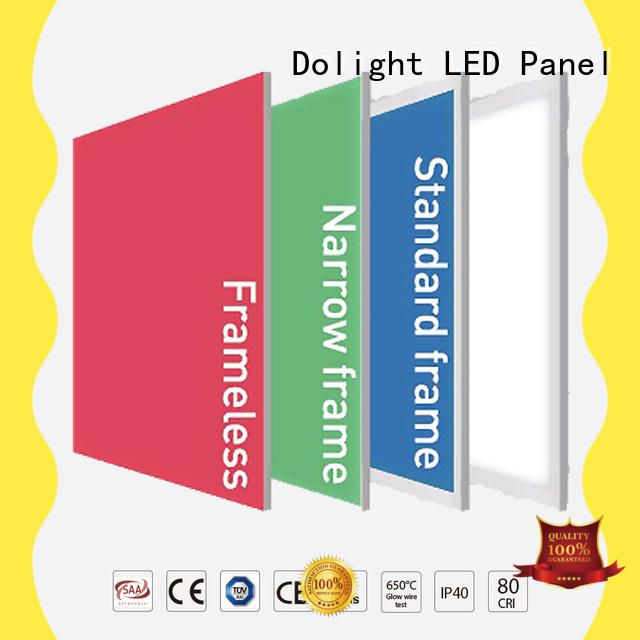 Dolight LED Panel Wholesale rgb led panel light factory for boardrooms