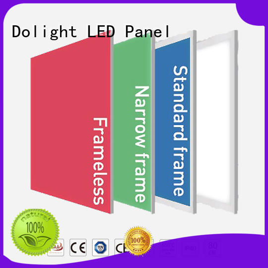 rgb led panel light control Dolight LED Panel