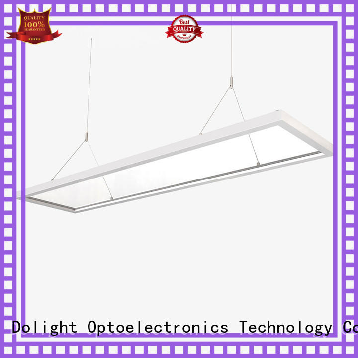 Dolight LED Panel Clear LED panel suppliers for hotel