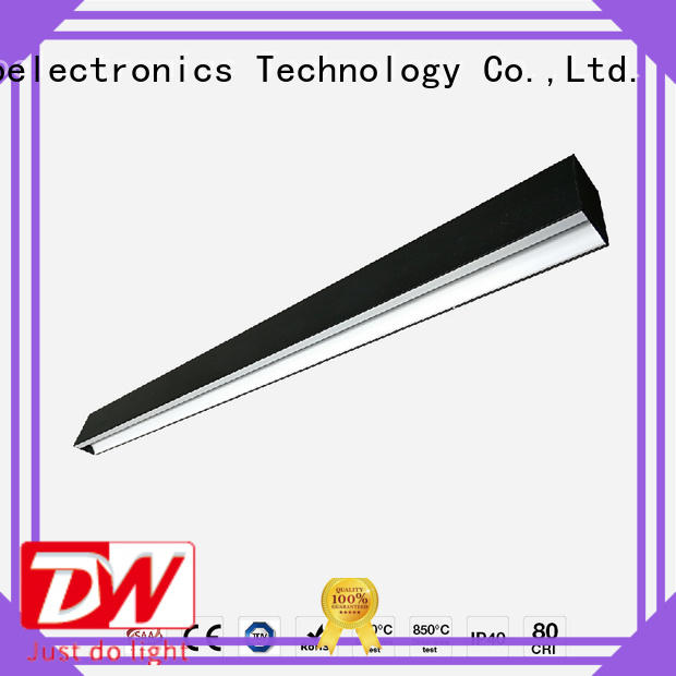 Dolight LED Panel high quality led linear pendant supplier for shops