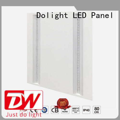 Quality Dolight LED Panel Brand square led panel grille