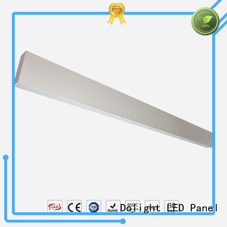 Custom led linear lighting optional supply for office