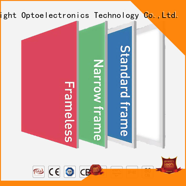 professional led panel light colours wholesale for showrooms
