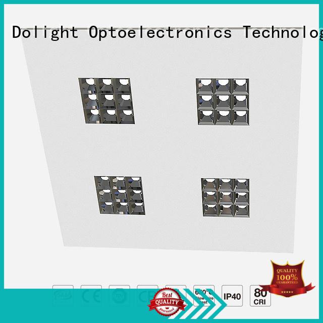 drop ceiling led panels backlite for retail outlets Dolight LED Panel