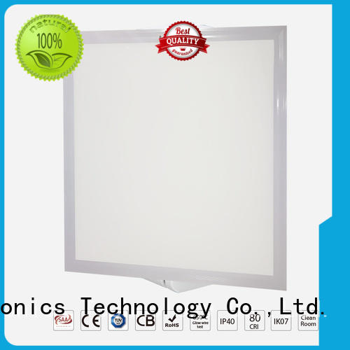 high quality led backlight panel light supplier for motels