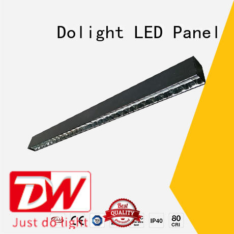 Dolight LED Panel led aluminium profile for led strip lighting factory for school