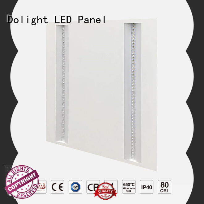 Dolight LED Panel classic led grille panel light company for corridors
