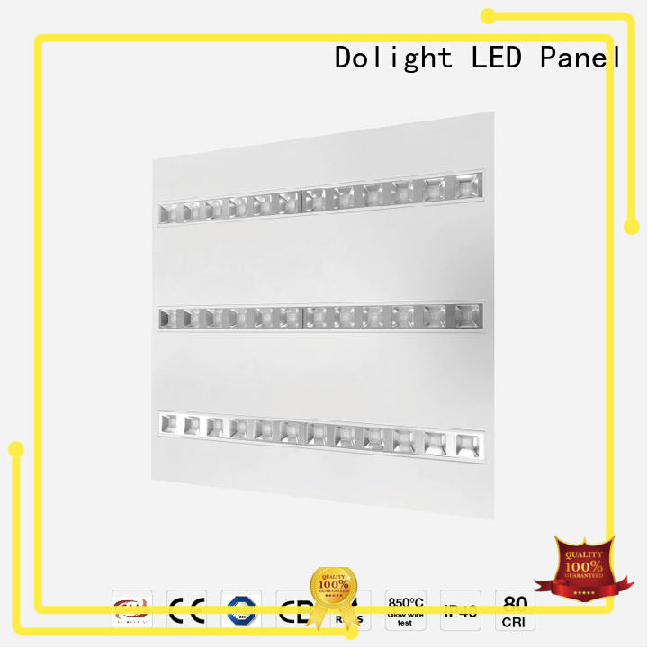 Dolight LED Panel low led ceiling panels factory for boardrooms